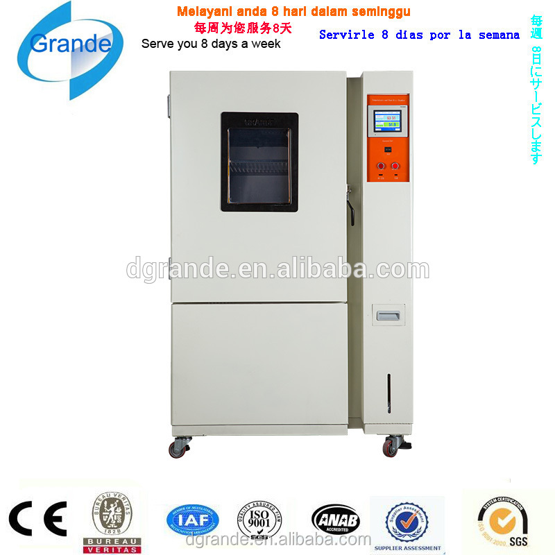 Easy Operation constant temperature humidity Testing equipment With Long-term Technical Support