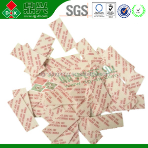 fiber desiccant for camera accessories/High adsorption desiccant/fiber desiccant