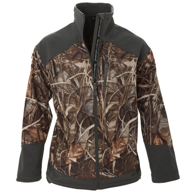 Real Tree Camouflage Tactical Hunting Softshell Jacket