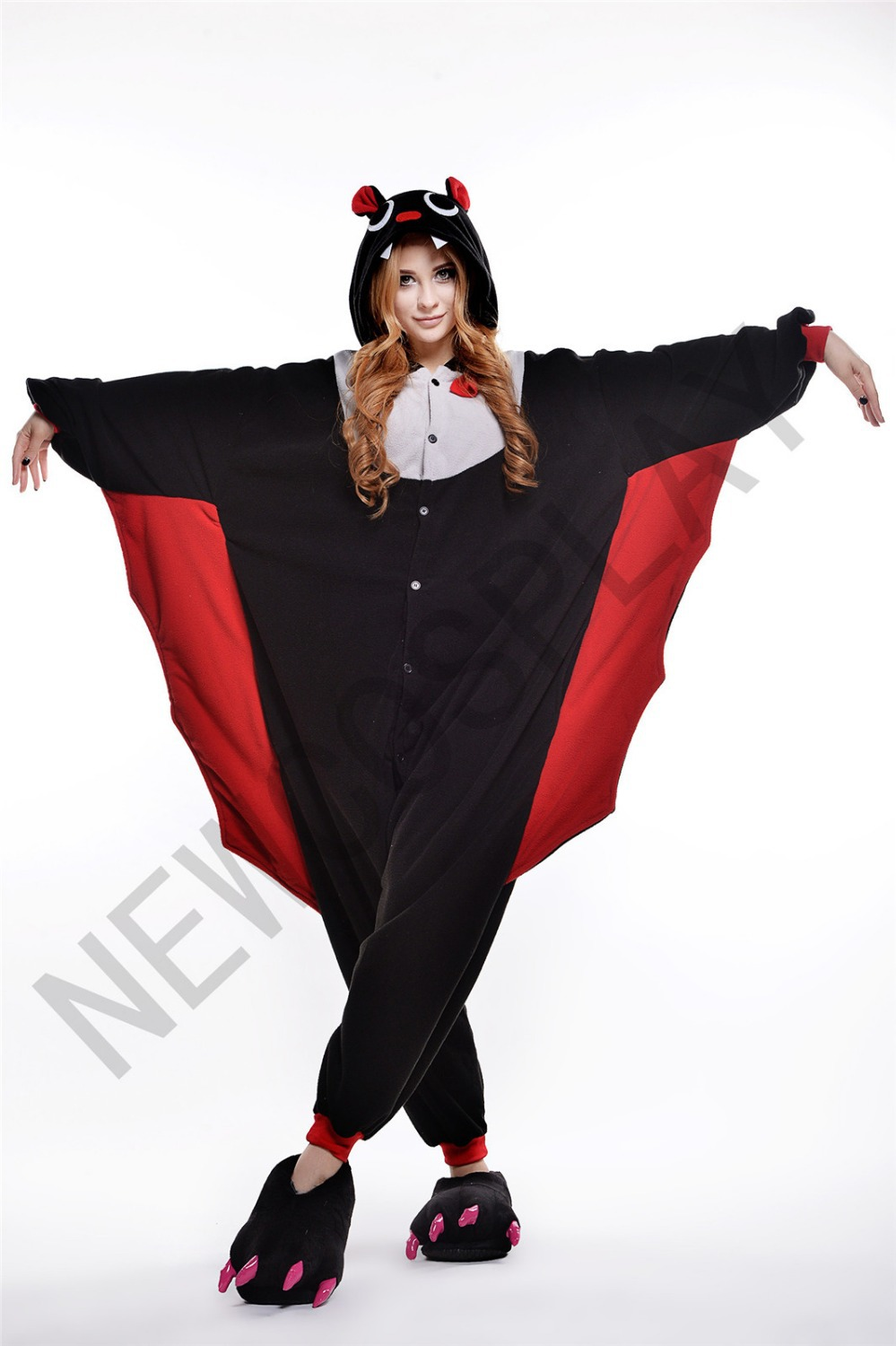 Get Quotations · Lovely Adult bat Pajamas Unisex Fleece Onesie Animal Cosplay Party Costume girls fancy dress costumes for  sc 1 st  Alibaba & Cheap Powerpuff Girls Costumes Adult find Powerpuff Girls Costumes ...