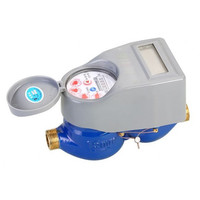 Smart Residential IC Card Prepaid Water Meter with low price