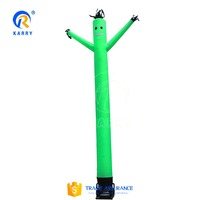 Customized size inflatable tube sky advertising air dancer man for hot sale