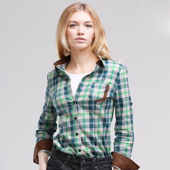 2dd79483e1c5f Señoras Ropa De Moda Casuales De Las Mujeres Ver Camisas De - Buy ...