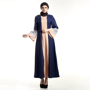 Zakiyyah Latest Fashion Jubah Muslimah Dress Wholesale Dubai Islamic Clothing