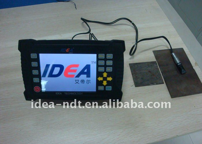 Matel surface Eddy Current testing machine NDT test equipment