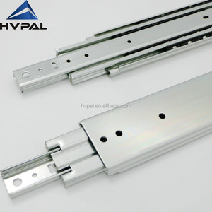 (HA7603) 76mm 3 Fold Full Extension Electrical Drawer Slide Rails