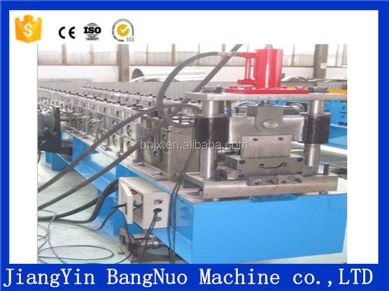 Roller shutter door roll forming machine/metal rolling door roll forming machine/Rolling Slat Forming Machine