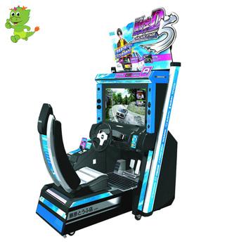 Hmt Arcade Game Machine Initial D Driving Simulator Car ...