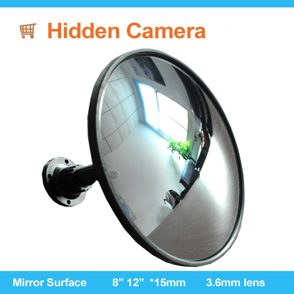 Factory price Hidden mirror cctv camera with 3.6mm lens 800 700 600 tvl sony ccd