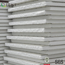 wholesale low price eps cement exterior/ roof wall sandwich panel