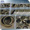 Quality assurance metal o rings
