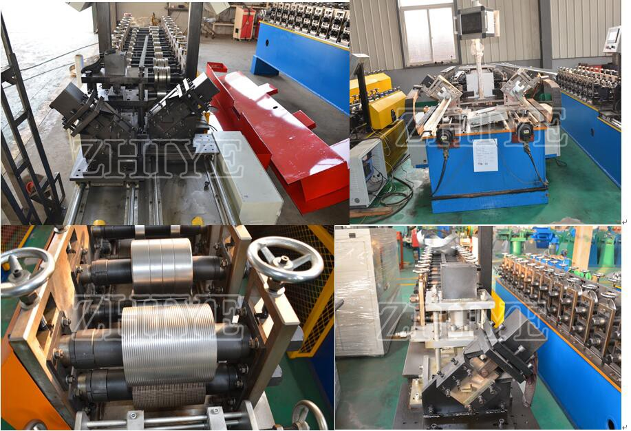 Buy Metal Stud and Track Roll Forming Machine Supplier and