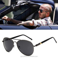 2017wholesale cool driving polarized male sunglasses,hot sale fashion uv400 men goggles, nice outdoor sports FDA stock shades