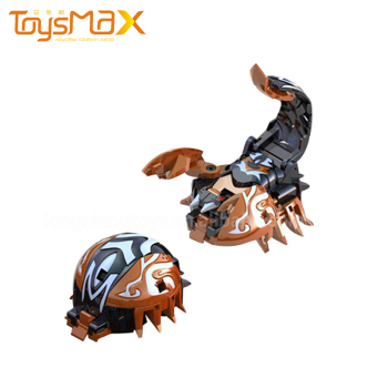 Easy Operation Collision Deformation Pull Back Toy On Sale