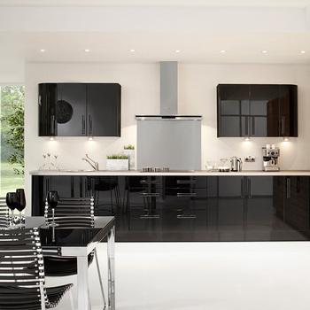 Customization Lacquer Kitchen Cabinets, Modular Kitchen Cabinets