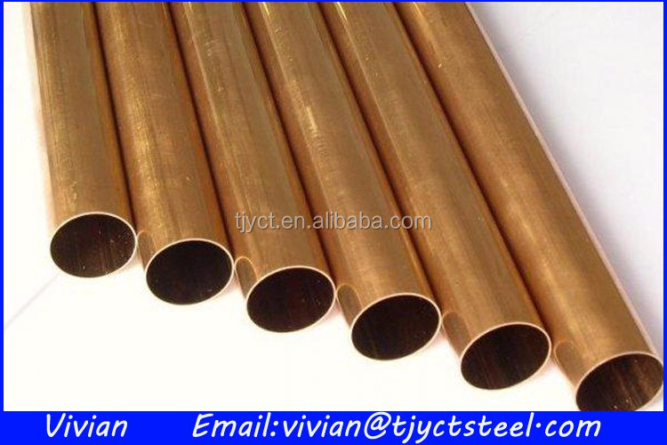 Factory price hot rolled c11000 c10200 c12000 c12200 for Copper pipe cost