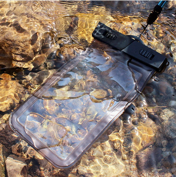 100% Waterproof Bag Pouch Underwater Mobile Phone Case Cover For iPhone 7 6 6S Plus 5S 4 Samsung Galaxy S7 S6 S5 Edge Note 5 HTC