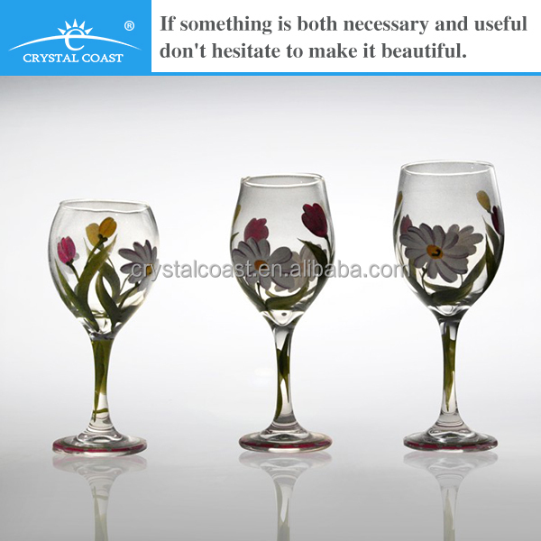 100 crystal stem wine glasses antique wine glasses buying guide ebay bayel bacchante - Wine glasses with thick stems ...