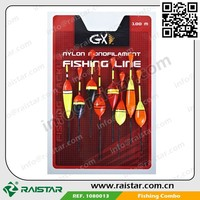 Well-selected 8PCS Colorful Scratch-resistant Coating Fishing Float Set/Fishing Accesory
