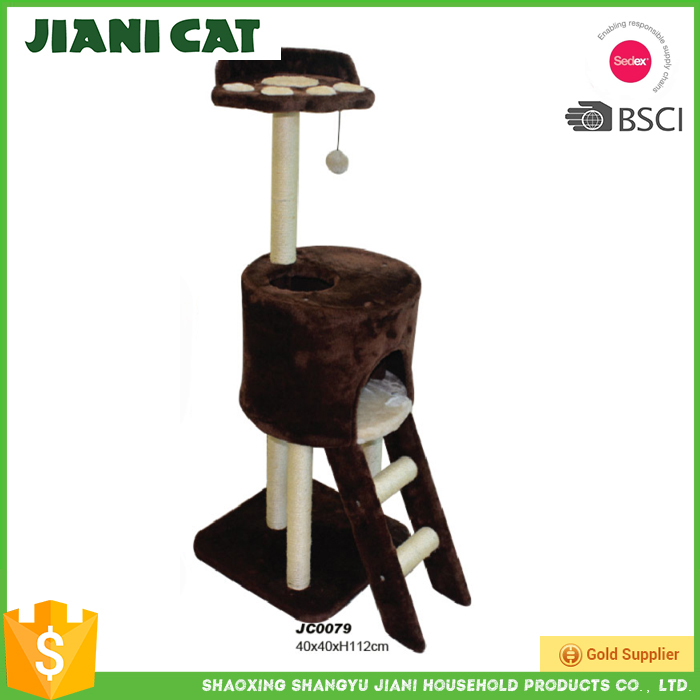 Fashion Designer Excellent Material Cat Climbing Indoor Cat Tree