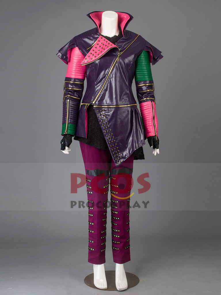 Descendants Mal Cosplay Costume mp003180-in Clothing from