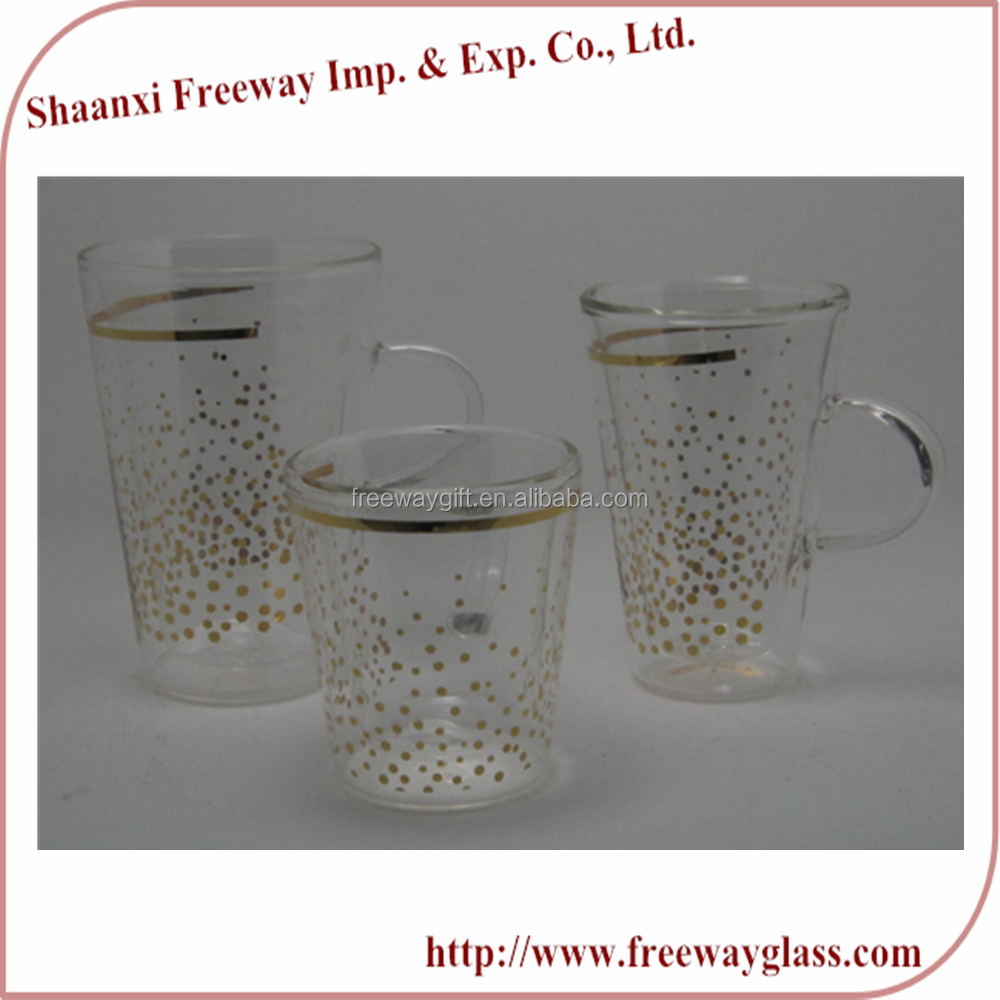 Double wall coffee cup likewise vintage pyrex clear glass refrigerator - Starbucks Double Wall Glass Cup Starbucks Double Wall Glass Cup Suppliers And Manufacturers At Alibaba Com