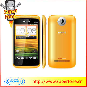 Best S728 4.0 inch cheap smartphone wifi android phone unlock smartphone dual sim dual standby