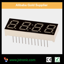0.28 inch 4 digit led 7 segment display for electronic clock