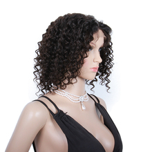 Peruvian Virgin human wig 360 lace wig peruvian hair Ponytail available for black women