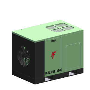 For Food Industry 75 With 185 Psi 10 Bar 450 Hp Air Compressor 75.0 Kw