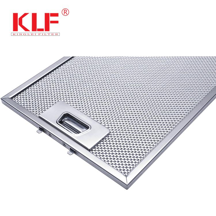 Expanded Aluminum Metal Mesh air filter