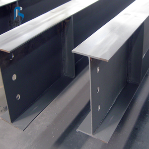 Steel Structural Prefabricated Galvanize L Shaped Steel Beam Steel H Beam in Malaysia