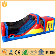 High quality mini water giant inflatable sports games