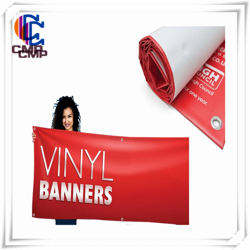 wind banner roll banner with factory price vintage banner two side