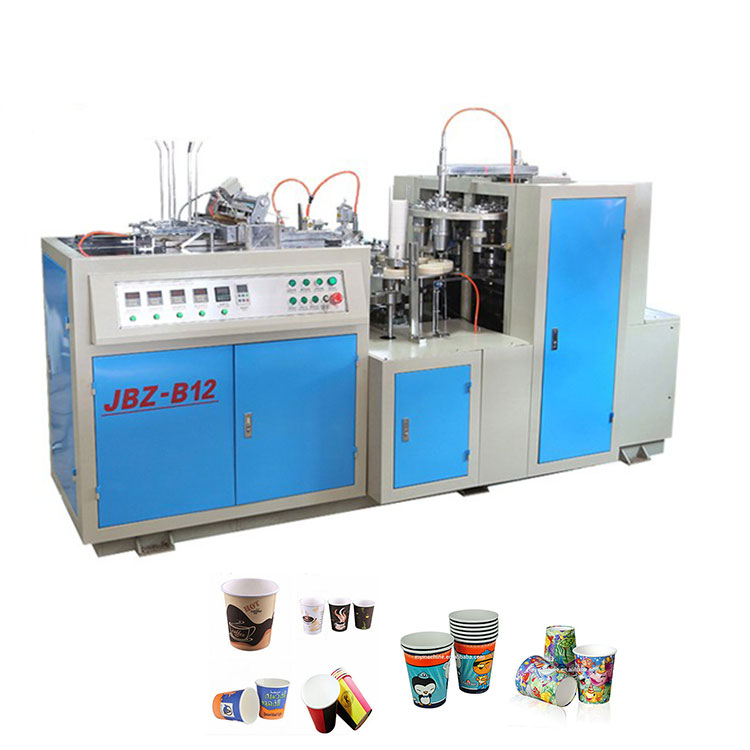 Jbz-b Factory Price Machine For The Manufacture Of Water Paper Cup - Buy  Water Paper Cup Machine,Machine For The Manufacture Of Paper Cup,Paper Cup