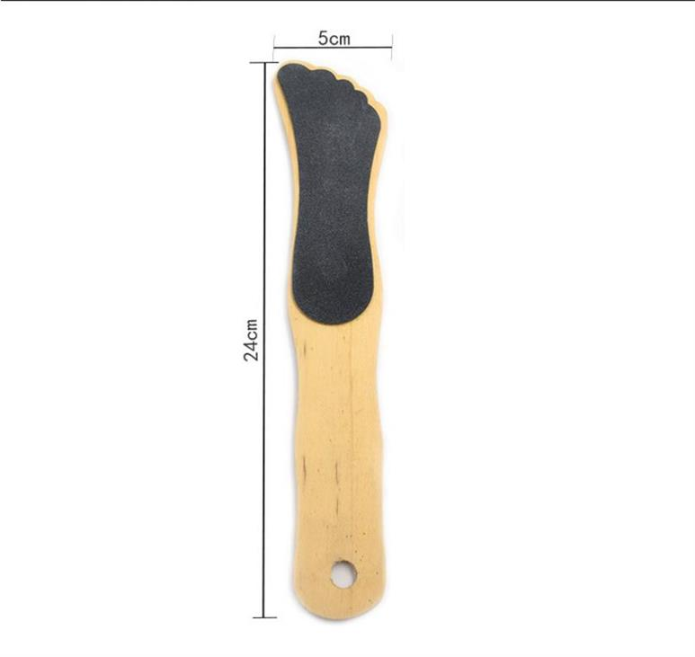 High quality Callus Remover Wooden Foot file