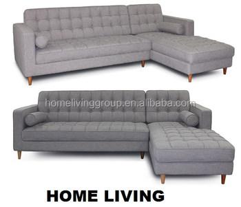 2017 High Quality L Shape Sectional Sofa