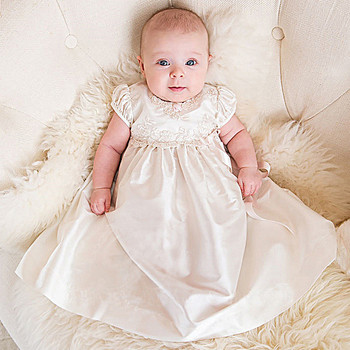 High Quality New Frock Design For Baby Girl For Wedding Party Or ...