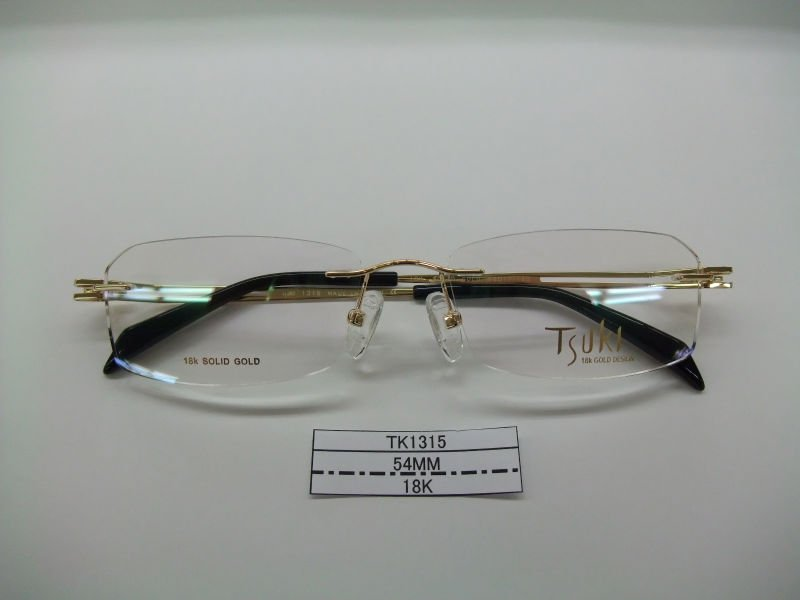 18k gold optical frame 18k gold optical frame suppliers and manufacturers at alibabacom
