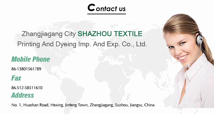 china supplier rayon fabric printed