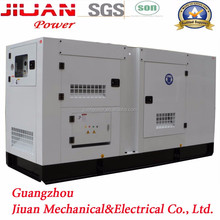 100kva guangzhou power silent electric factory price diesel generator set prix groupe electrogene 100 kva