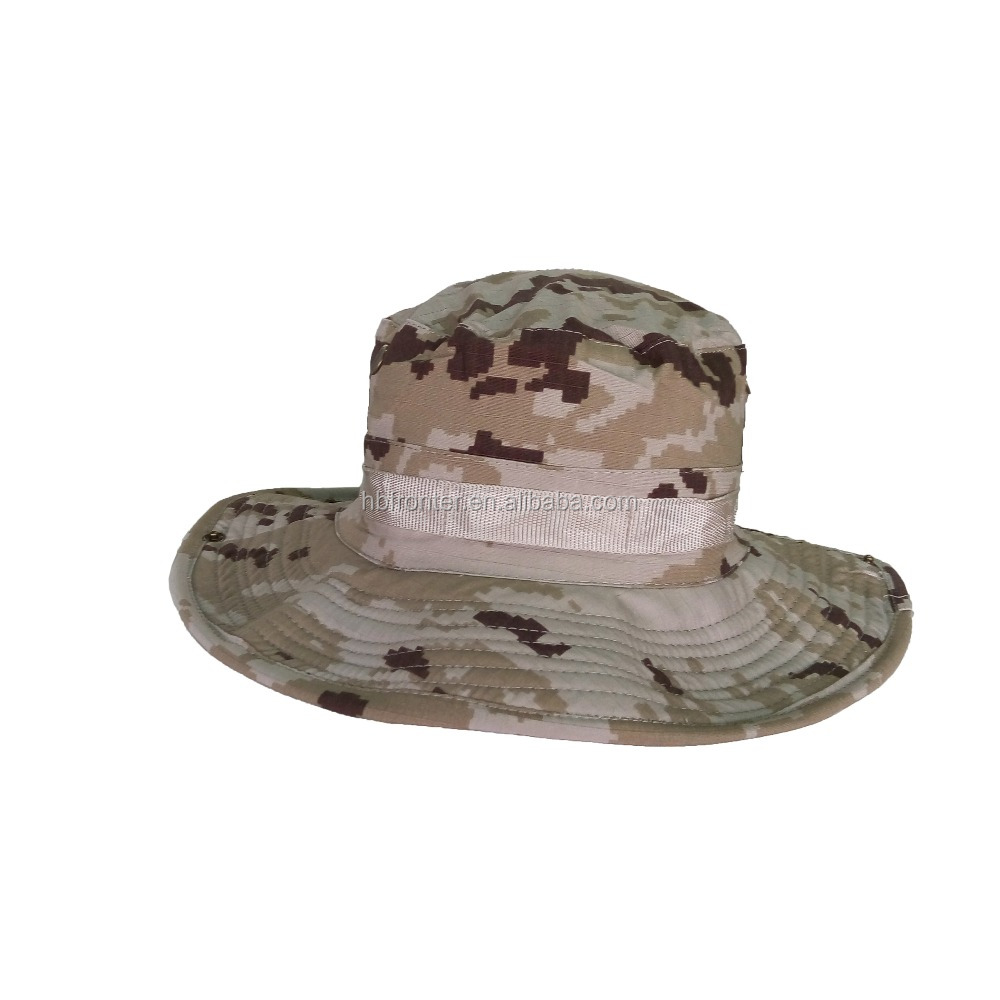 Factory Suplier Desert Camouflage Tactical Military Hat