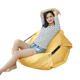Big Foam Outdoor Waterproof Adjustable cushion Beanbag chair lounger for living room furniture sofa lounger