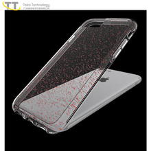 Custom design clear plastic blank cell phone case retail for iphone 8,personalized phone covers for iphone 8
