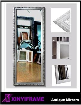Dinding Murah Mandi Aluminium Cermin Besar