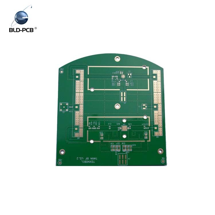 Quick Turn Plain Solderding FR4 Printed Circuit Boards Supplies