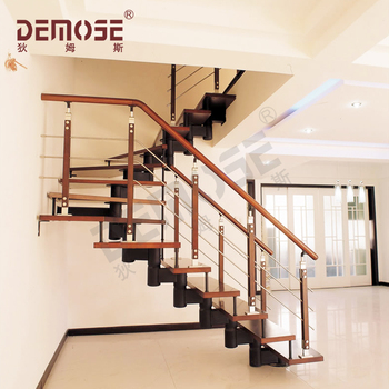 Modern Interior Wood Stairs For Small Houses   Buy Interior Wood  Stairs,Stairs For Small Houses,Stairs Designs Indoor Wooden Product On  Alibaba.com