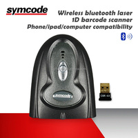 NEW BLUETOOTH/WIFI UHF RFID Handheld high quality best reader 1D Barcode scanner support