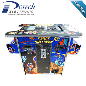 60 in 1 games cocktail table arcade games machines