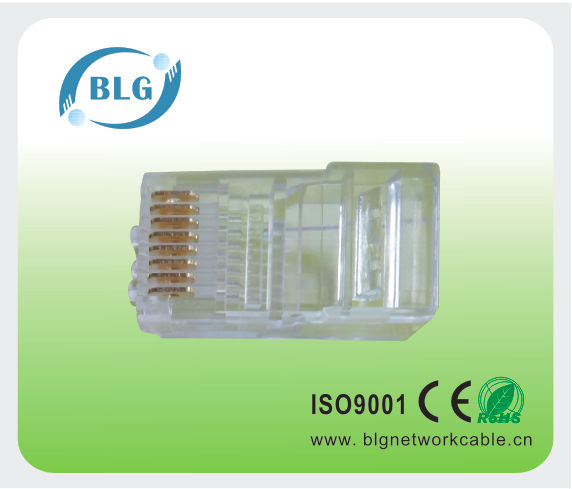Good service RJ45 Modular plug/Connector